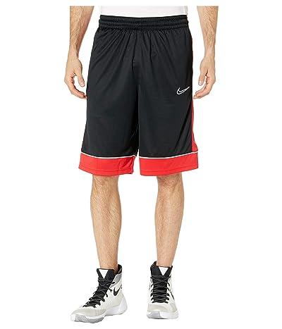 Nike Shorts Fastbreak (Black/University Red/White) Men