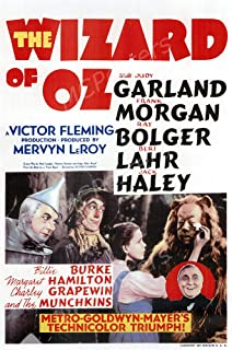 MCPosters - Wizard of Oz Original 1939 Glossy Finish Movie Poster - MCP705 (16