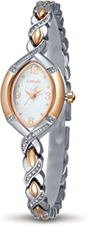 Women's Watches Bracelet Diamond Oval Dial Ladies Fashion Dress Quartz Wrist Watch