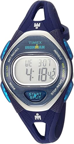 Timex Ironman Sleek 50 Mid-Size Silicone Strap