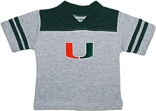 University of Miami Hurricanes Baby Sport Shirt