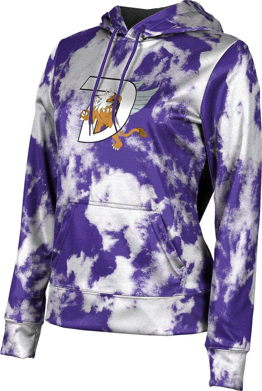 ProSphere Dutchtown High School Girls' Pullover Hoodie, School Spirit Sweatshirt (Grunge)