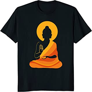 Best lord buddha printed t shirts Reviews