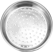 Beaupretty Steamer Basket Stainless Steel Dim Sum Steamer Metal Steamer Basket for Steaming Dumplings Buns Dim Sum Vegetab...
