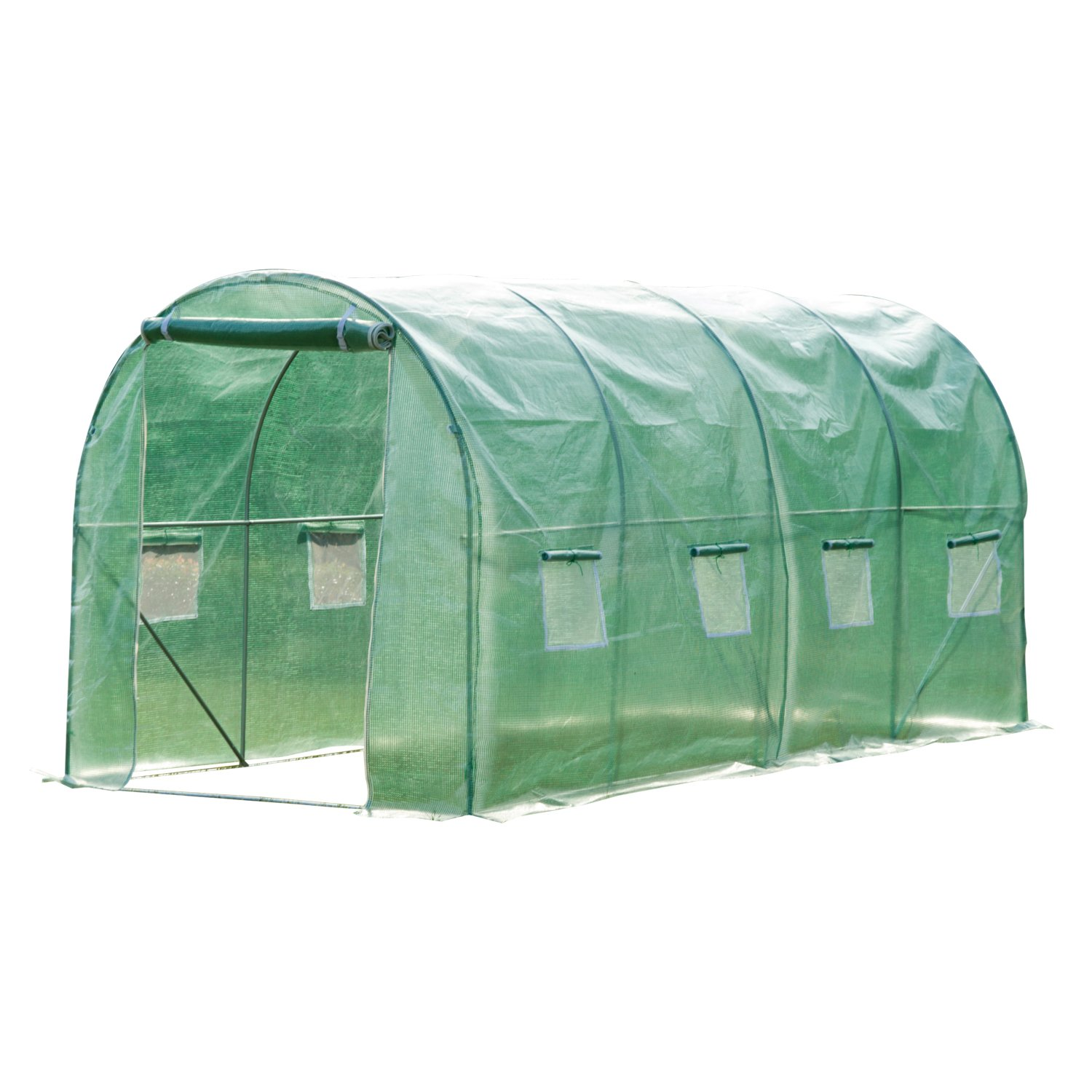 Bouncy Castles Tents Suitable For Marquees 8 x Woodside Galvanised Heavy Duty Steel Ground Stakes // Anchorage Stakes // Tent Pegs Trampolines Polytunnel Greenhouses Gazebos
