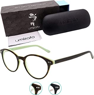 عینکهای زن سبک آبی Umizato برای زنان چهره کوچک - بهترین بلوکرهای آبی رنگ برای خانمها و آقایان رئیس در رایانه ، بازی ، تماشای تلویزیون - تسکین چشم ، اپیلاسیون UV ، حساسیت به میگرن (مانیلا لاک پشت)