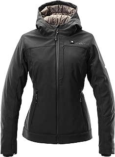 New Heated Jacket for Women - 5 Heat Zones, 8 Hr Battery, Softshell