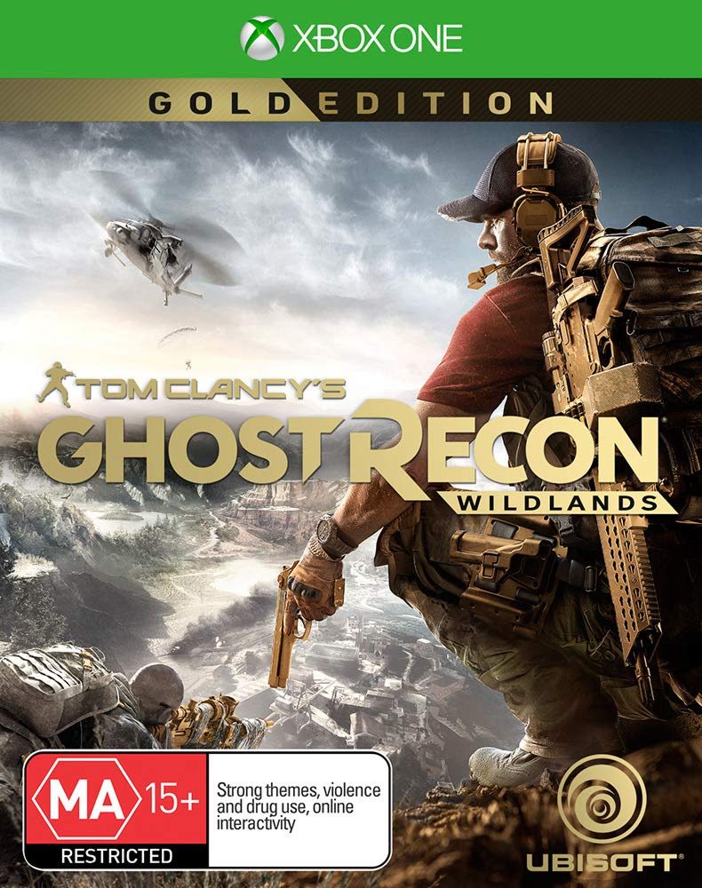Tom Clancy's Ghost Recon Max 72% OFF Wildlands Edition Gold One Sale price - Xbox