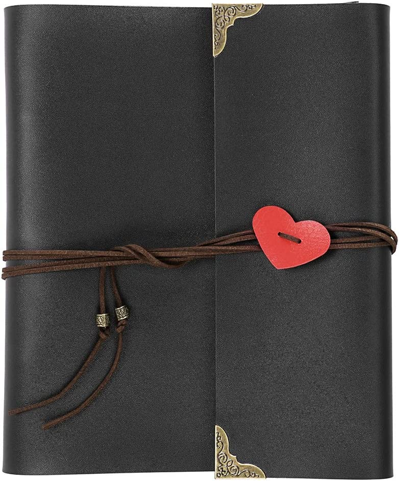 OwnMy DIY Photo Credence Album Scrapbook Leather Book Clearance SALE! Limited time! Adventure PU