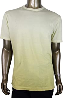 45d8336ea Gucci Men's Shaded Yellow Cotton Crest Hysteria Jersey T-Shirt 369221 7463  ...