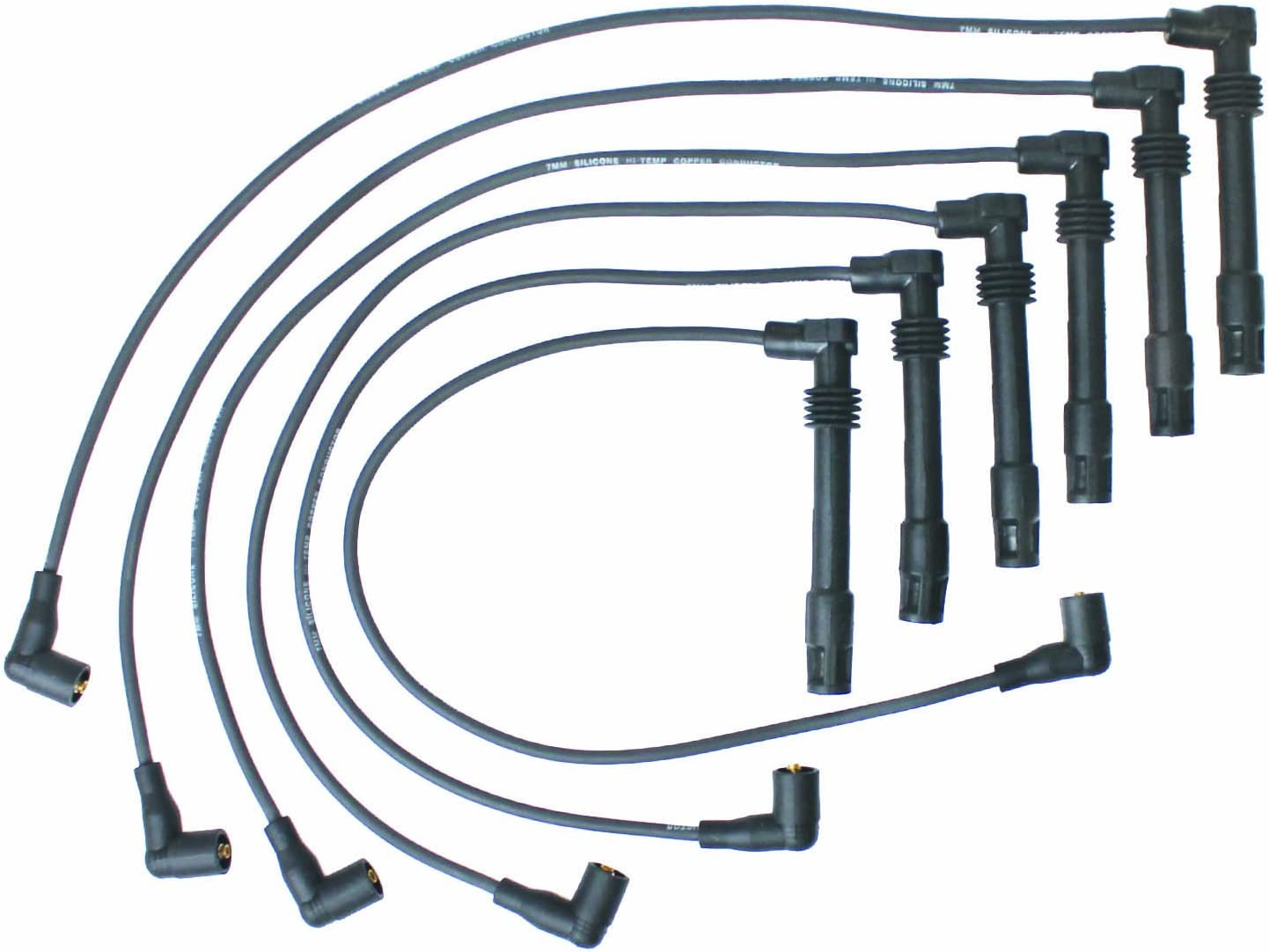 Walker Products Department store 900-1625 Super Special SALE held Thundercore Ultra Wire Plug Spark Set