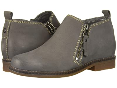 Hush Puppies Mazin Cayto (Smoke Nubuck) Women