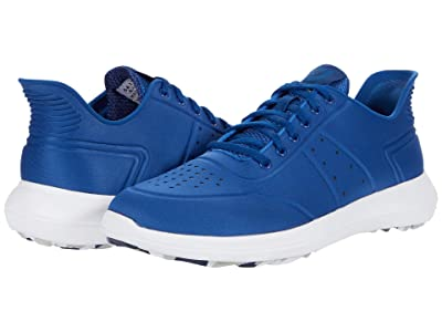 FootJoy Flex LE3 Spikeless Laced (Navy) Men