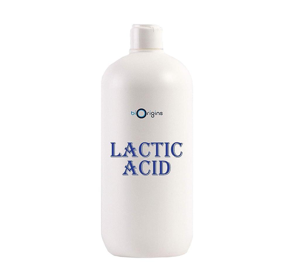 タック半径ちょうつがいLactic Acid 80% Standard - 1Kg