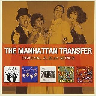 Manhattan Transfer 5CD ORIGINAL ALBUM SERIES BOX SET