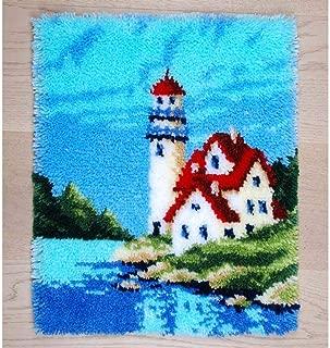 Vervaco Lighthouse Latch Hook Kit