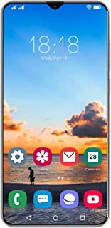 LIZCG Oferta De Teléfono Inteligente Android 11.0-5G Dual SIM Teléfonos Celulares Baratos Desbloqueado 3 En1 6.7 '' Ranura...