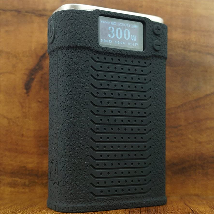 ModShield for KOOPOR PRIMUS 300W TC SMOK ByJojo Silicone Case Sleeve Cover Wrap Shield (Black)