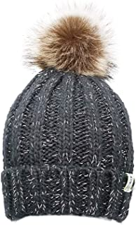 woolly hat with pom pom