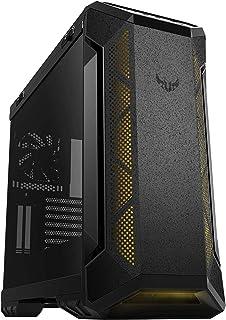 ASUS TUF Gaming GT501 ミッドタワー CPケース/FANケース 4 / EATX マザーボード 搭載可能 ブラック 65.5 x 33.8 cm