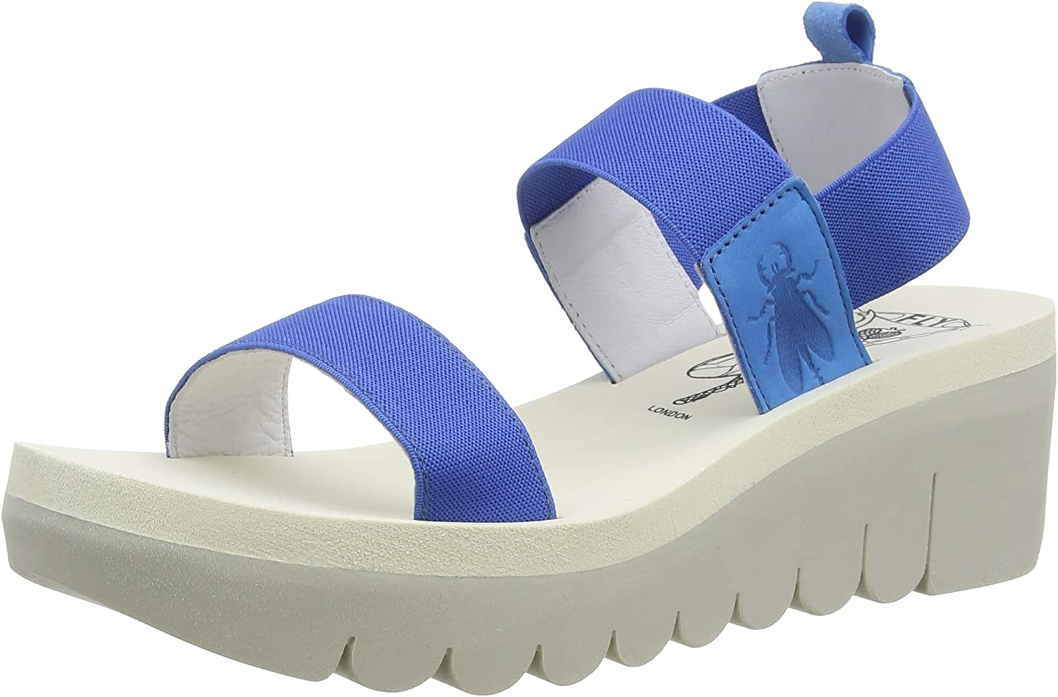 Fly Max 60% OFF London Women's Slingback Sandals Back Max 74% OFF Sling
