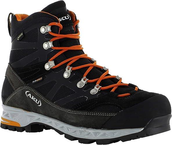 Aku Trekker Pro GTX Walking bottes 46.5 EU noir Orange