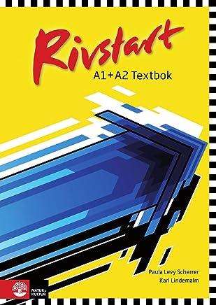 Rivstart A1A2 Neu Textbok ljudfiler by Paula Levy Scherrer,Karl Lindemalm