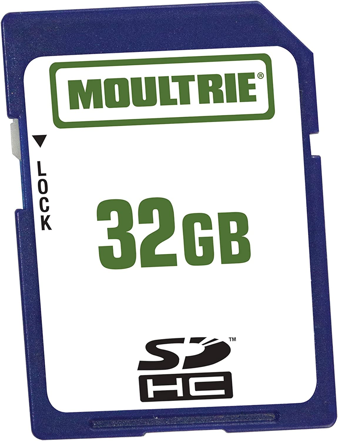 Moultrie SD Memory Card, 32GB, White (MCA-12603)