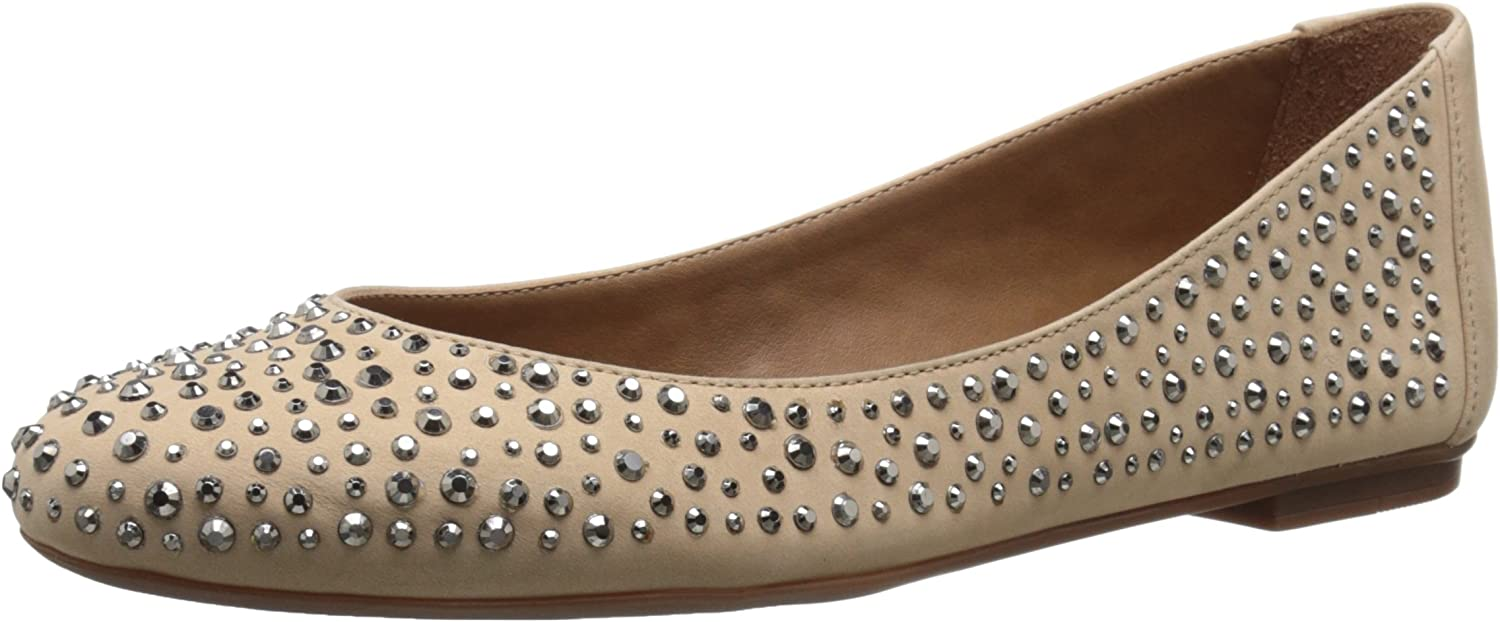 French Sole FS NY Womens Quench Ballet Flat