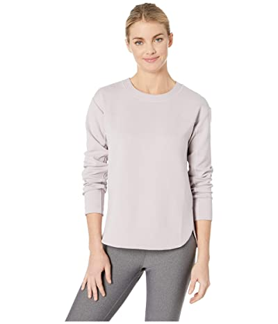 New Balance Q Speed Heat Top (Light Cashmere Heather) Women