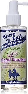 Mane N Tail Herbal-Gro تقویت کننده ریشه مو ، 6 اونس