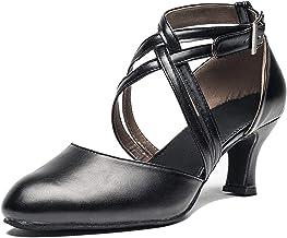 Amazon.com: Women's Black Dress Shoes