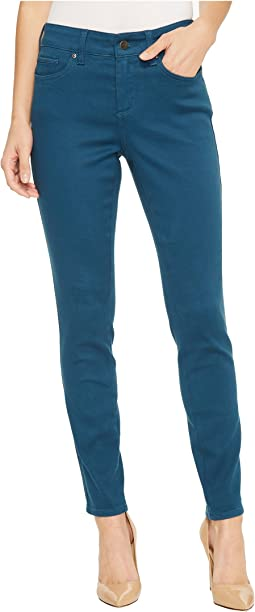 Ami Skinny Legging Jeans in Super Sculpting Denim in Blue Jade
