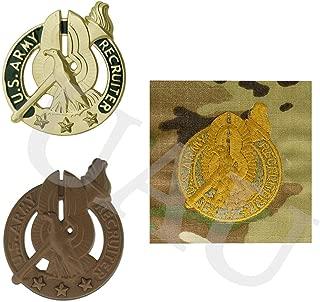Army Recruiter Badge Bundle