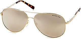 MK5016 10245A Gold-Tone Kendall Pilot Sunglasses Lens...