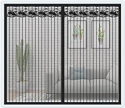 Magnetisch raamgaas Anti Mosquito Bug Insect Fly Window Screen Mesh Netgordijn Past op elke maat Gemonteerd op meerdere ra...