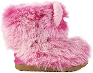 UGG Kids Womens Pinkipuff Classic II (Little Kid/Big Kid)