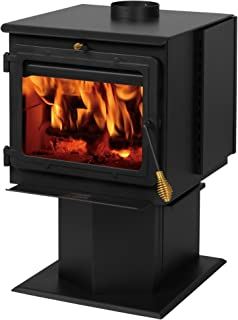 Summers Heat 50-SHSSW01 Smartstove Wood Stove 2,000 Square Foot