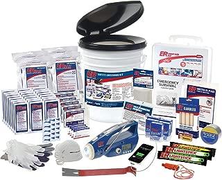 ER Emergency Ready SKSLDR School Safety Lockdown Container Survival Kit