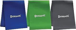 Dynamic T8647 Pilates Band Set 90 X 7, 5 cm Unisex, Çok Renkli