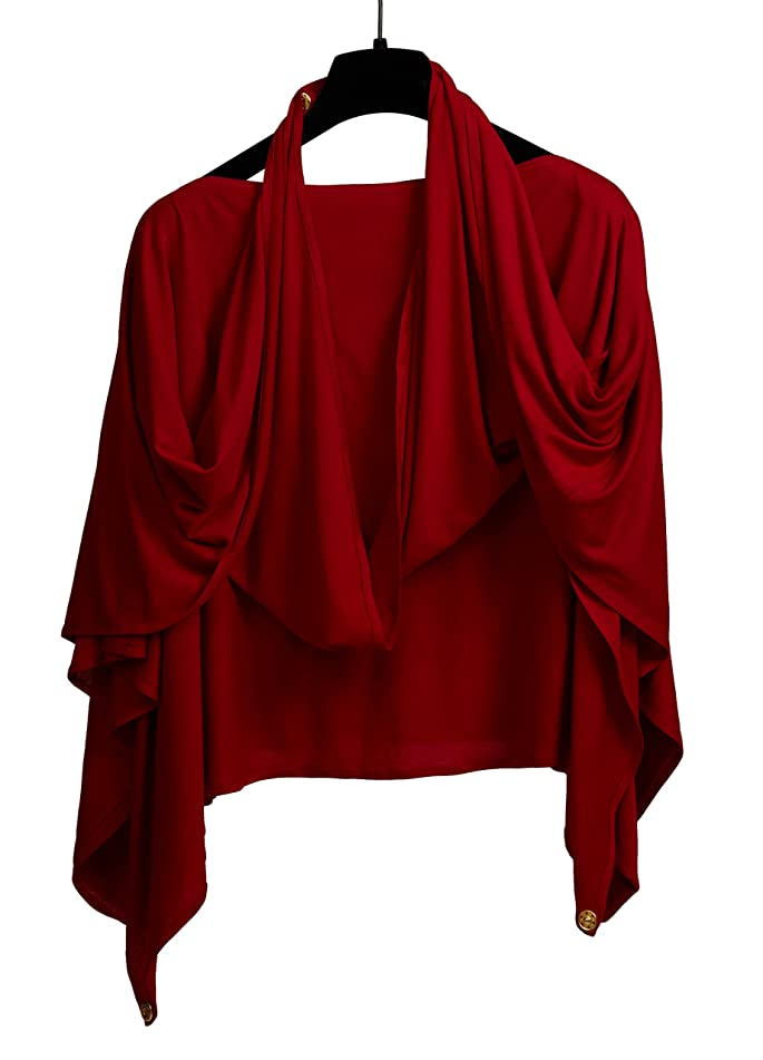 Meet the Bina Wrap   Create 12 Styles from 1 item! Designed by Bina Brianca
