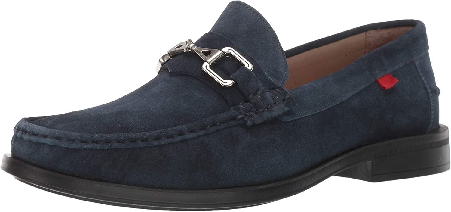 Now free shipping MARC JOSEPH NEW YORK Men's Popularity Buckle Leather Loafer Astoria