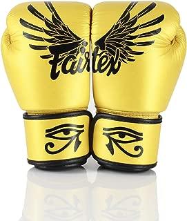 fairtex gold gloves