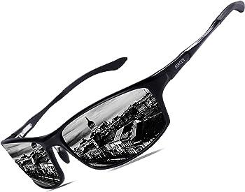 Bircen Unisex UV Protection Polarized Sports Sunglasses