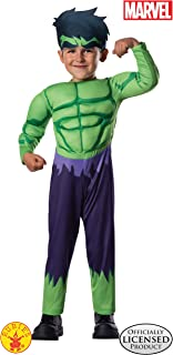 Rubie's Marvel Super Hero Adventures Toddler Muscle Chest Costume