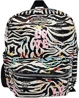 Mochila Fashion de Chic & Love Zebra' Mochila Tipo Casual, 40 cm, 22 litros, Multicolor