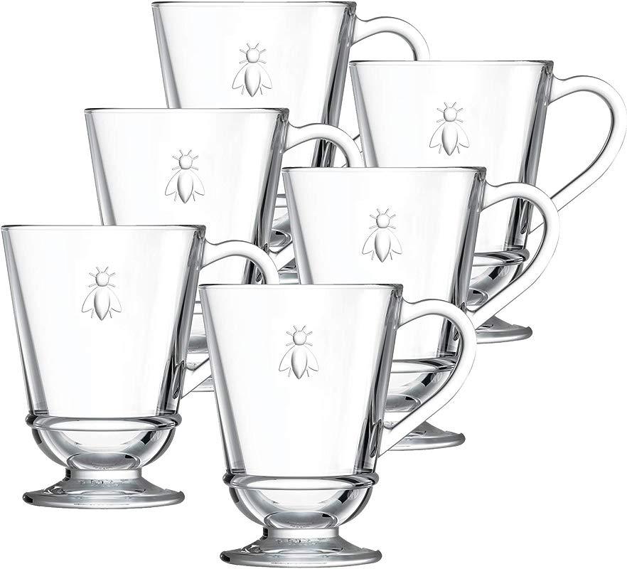 La Rochere 6388 01 482 Coffee Cups One Size Clear