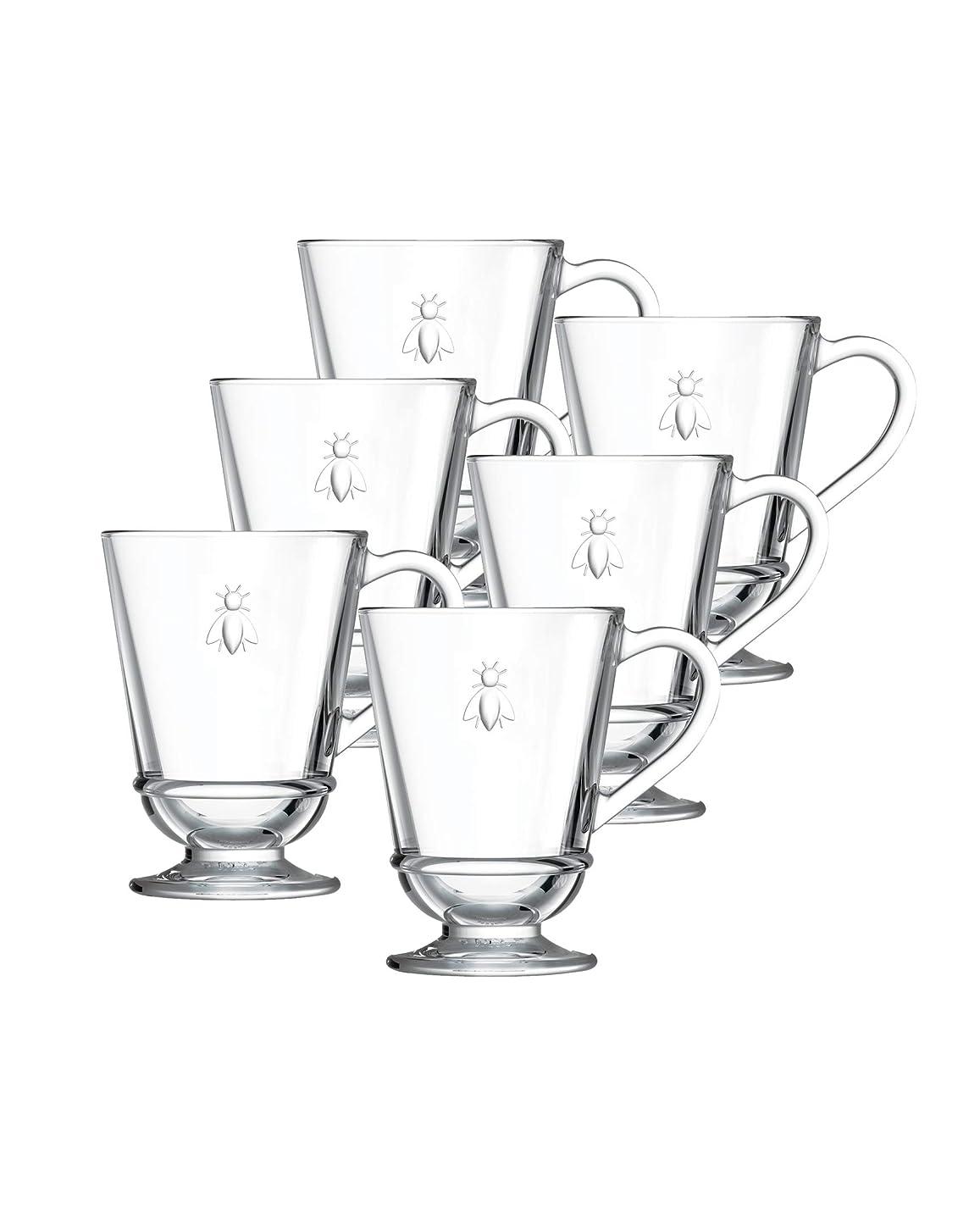 交換旅エールLa Rochere 6388.01_482 コーヒーカップ フリーサイズ 透明
