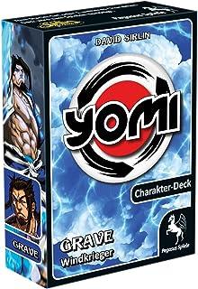 Yomi Einzeldeck Grave - Windkrieger - Charakter-Deck