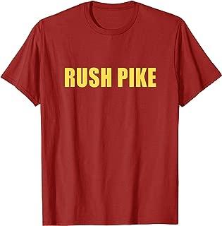 pike rush shirts